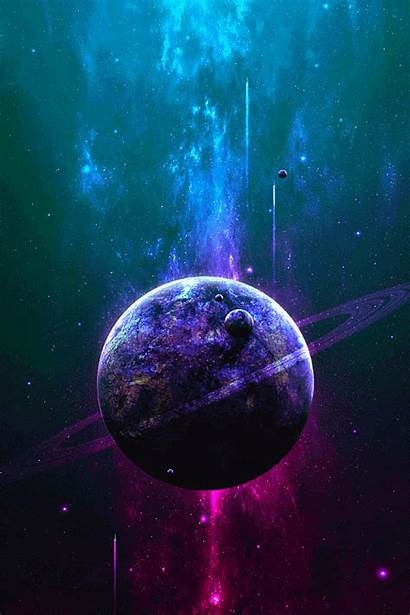 Space Trippy Planet Lsd Trip Acid Outer