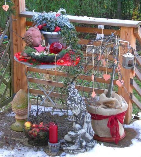 Weihnachtsdeko Garten by Weihnachtsdeko Mein Sch 246 Ner Garten Forum