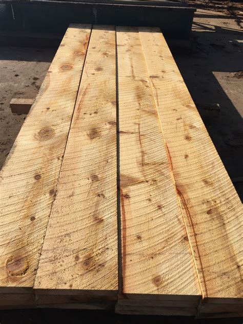 rustic rough cut timber    marks