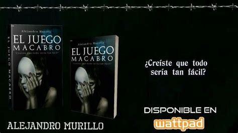"""Gratis para usos comerciales ✓ no es necesario reconocimiento ✓. El Juego Macabro (¡Completa!) - Book Trailer """"El Juego Macabro"""" - Wattpad"""