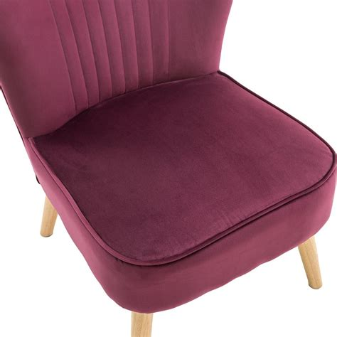 Purple Occasional Chair 701 Best Velvet Furnishings Images