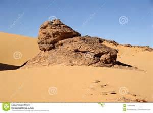 Libyan Desert Africa Map