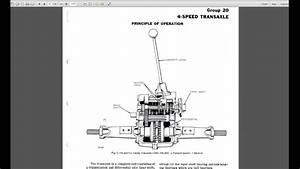John Deere 110 Garden Tractor Service Manual