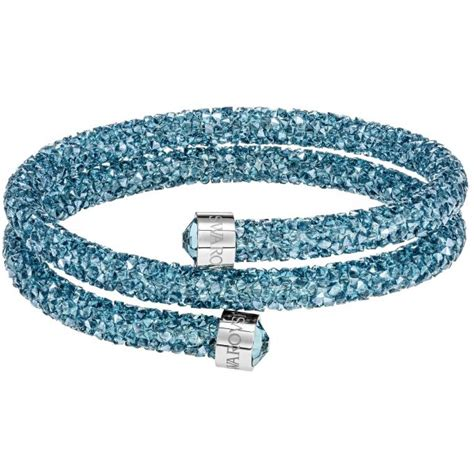 bracelet swarovski bleu bracelet swarovski femme bleu