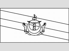 Brunei Map Free Colouring Pages