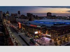Detroit's Little Caesars Arena Scores as Stunning New Home