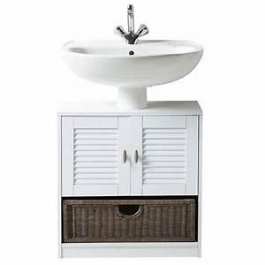 Meuble lavabo salle bain rona homeandgarden for Meuble de salle de bain pour lavabo avec colonne