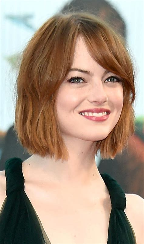 flattering hairstyles   faces