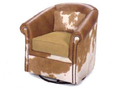 leather swivel chairs leather barrel chair with swivel