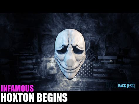 Payday 2 Halloween Masks Drop Rate by Jkl