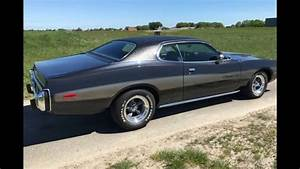 1973 Dodge Charger Se 400 Brougham