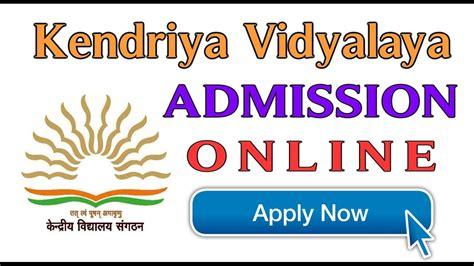 Kvs Students Online Admission