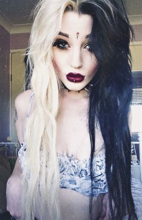 Black Half Hairstyles 12 edgy chic black and hairstyles pretty designs