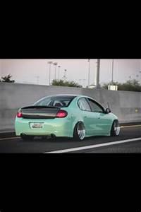 SRT4 dodge srt4 wide tires wheels black