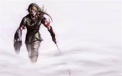Zelda Legend Link Mist Nintendo Background Wallpapers