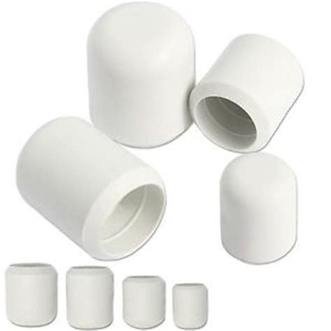 white rubber ferrules small large chair table furniture