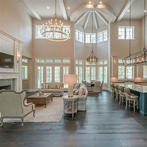 Beautiness Each Space By Crimson Interiors  Openfloorplan  Livingroomdesign  Dreamhome  Casa