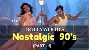 Bollywood's Nostalgic 90's | Evergreen Songs | Heart ...
