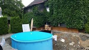 Plastové nadzemní bazény