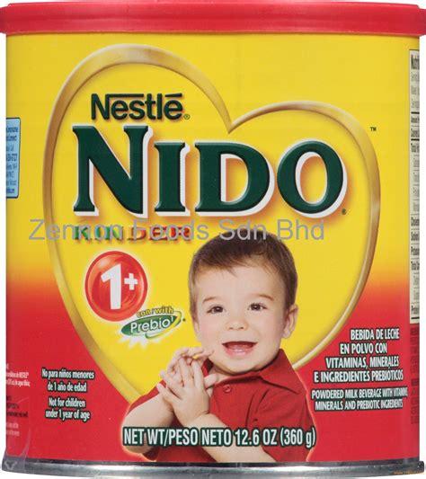Nestle Nido 1 Kinder Formula For Toddlers Products