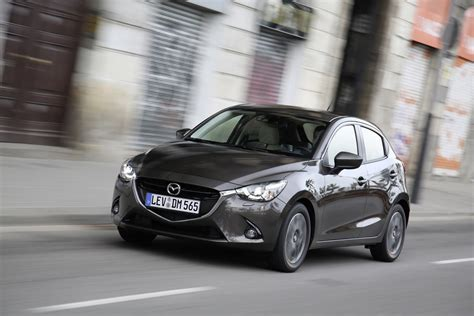 New Mazda 2 Won't Be Offered To American Buyers, At Least