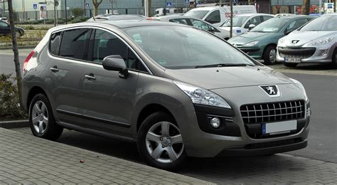 Peugeot 3008 Picture by 2011 Peugeot 3008 Pictures Information And Specs Auto