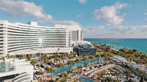 fontainebleau miami beach facilities information about