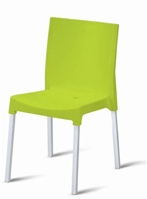 chaise longue vert anis chaise de cuisine verte