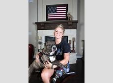 Service dogs, Army and America on Pinterest