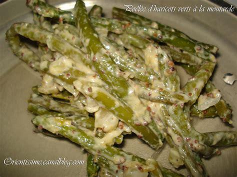 cuisiner haricot vert comment cuisiner haricot vert surgele
