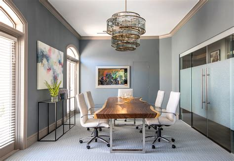 mid century modern office design studio m interior design