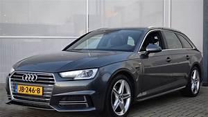 Audi A4 Business Line : audi a4 avant 2 0 tfsi 190 pk s tronic sport pro line s s line youtube ~ Dallasstarsshop.com Idées de Décoration