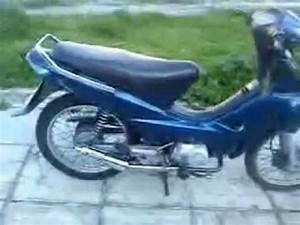 Honda Astrea Supra 100