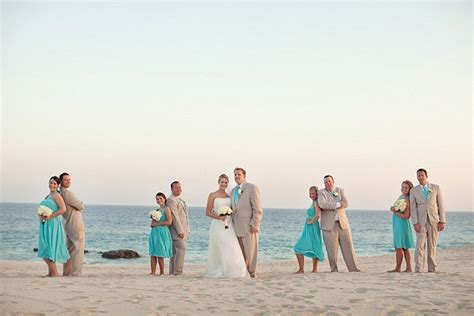 beach wedding color beach themes wedding