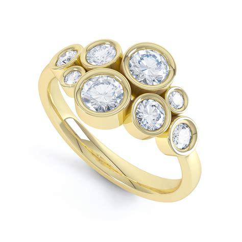 8 Stone Diamond Bubble Ring. Sfa Rings. Pair Engagement Rings. Original Engagement Rings. Dinosaur Wedding Rings. Uncut Yellow Diamond Engagement Rings. 18ct Diamond Engagement Rings. Themed Engagement Engagement Rings. Embossed Engagement Rings