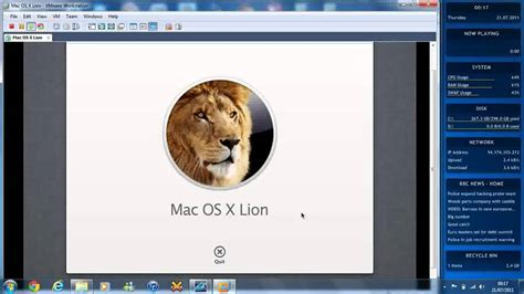 [tutorial] How To Install Mac Os X Lion 10.7 Retail On
