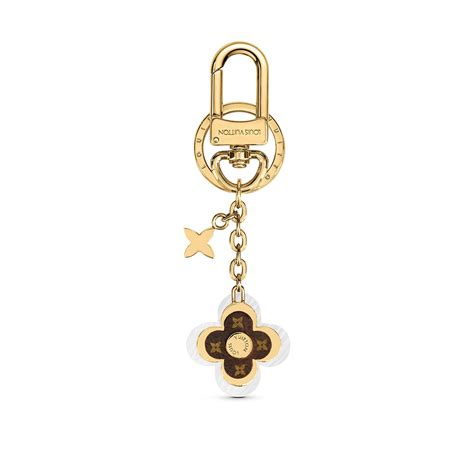 blooming flowers bb bag charm  key holder  accessories louis vuitton