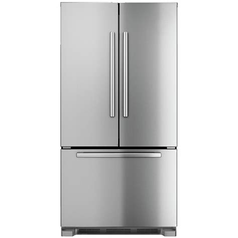 Counter Depth Refrigerator Dimensions Sears by Bosch B22ct80sns 21 8 Cu Ft 800 Series Counter Depth