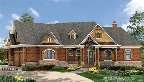 house pla lake cottage house plan house plans by garrell