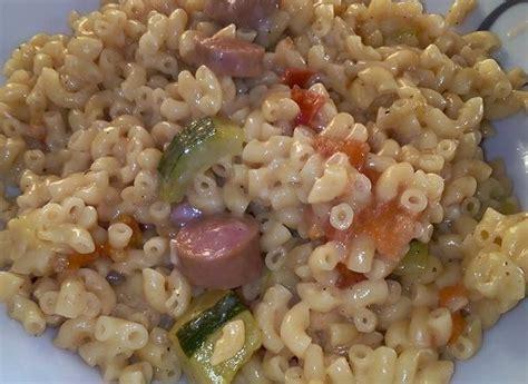 one pot pasta knacki mozzarella recettes cookeo