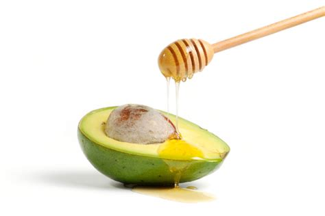 honey avocado face mask  aging skin