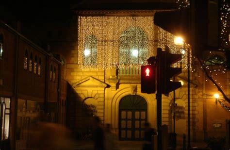 bbc derby christmas photos derby s christmas lights