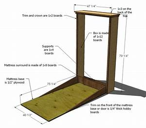 Ana White PLANS: A Murphy Bed YOU Can Build, and Afford