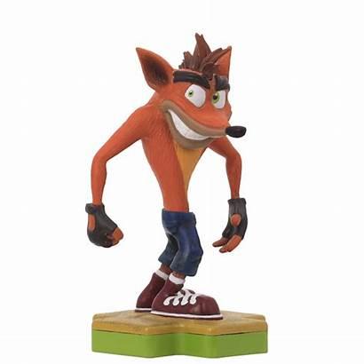 Crash Bandicoot Totaku Parappa Figures Figure Figurine