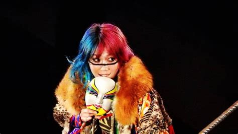 asuka  mask wwe hd wallpaper   wwe