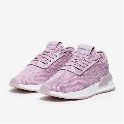 adidas Womens U_Path X - Soft Vision/Chalk Purple/Ftwr ...