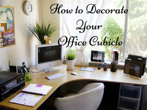 Decorating Ideas For Work Office by Pin On Cubicle Ideas