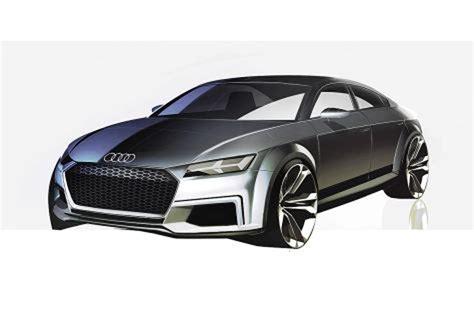 Audi Cars News Audi Tt Sportback Concept Previewed