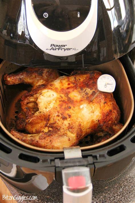 air fryer roast chicken bitz giggles