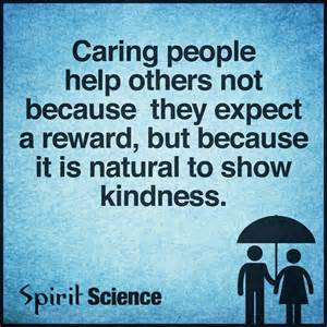 Caring People Help Others Quotes
